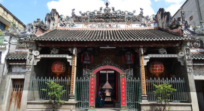 Chinesische Versammlungshallen in Hoi An