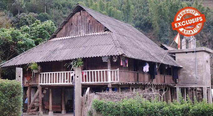 Übernachtung bei herrn Don in Mu Cang Chai