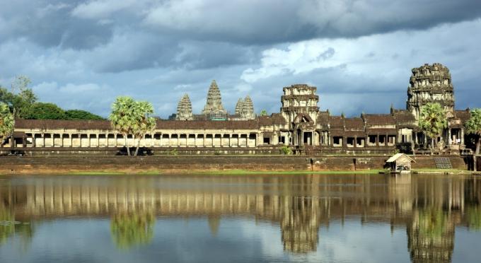 Angkor Wat - UNESCO Weltkulturerbe
