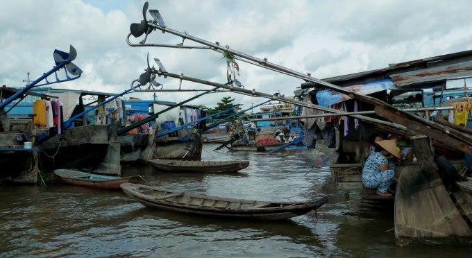 Im Herzen von Mekong Delta