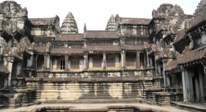 Angkor Wat - UNESCO Weltkulturerbe in Kambodscha