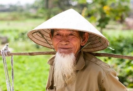 Ins Herz von Vietnam und Kambodscha
