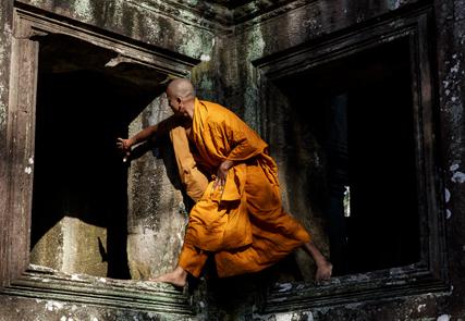 Von Südvietnam nach Kambodscha