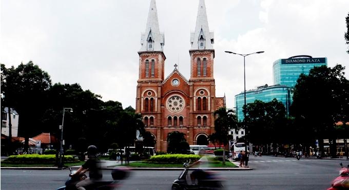 Ho Chi Minh City – Saigon: lebhafte Metropole