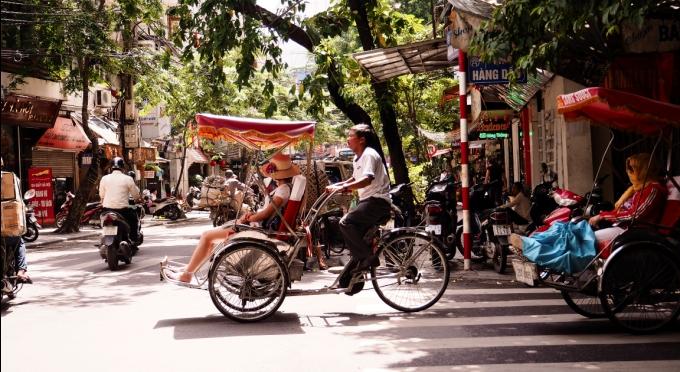 Hanoi: historische Altstadt, Seen, Kolonialbauten