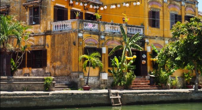 Hoi An, der schönsten Altstadt Vietnams