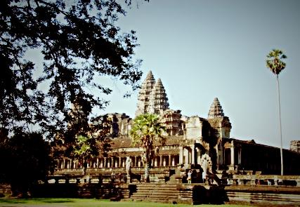 Der Herz von Angkor