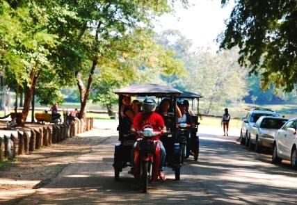 Angkor Wat und Umgebung