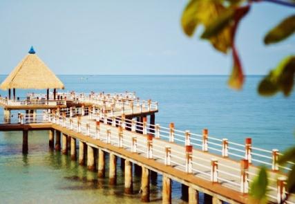 Das Strandparadies Sihanoukville