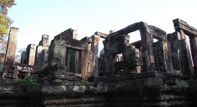 Tempelkomplex Angkor