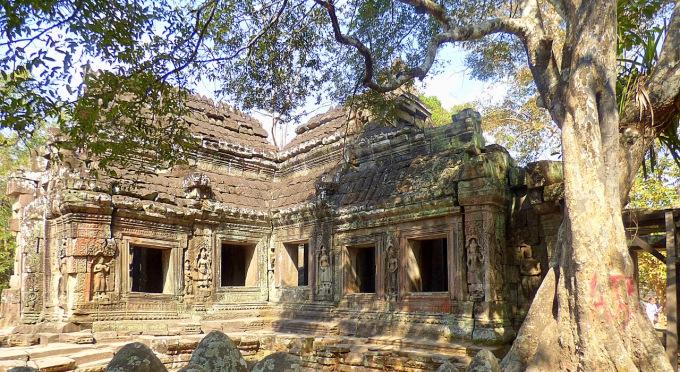 Das Beste von Laos und Kambodscha