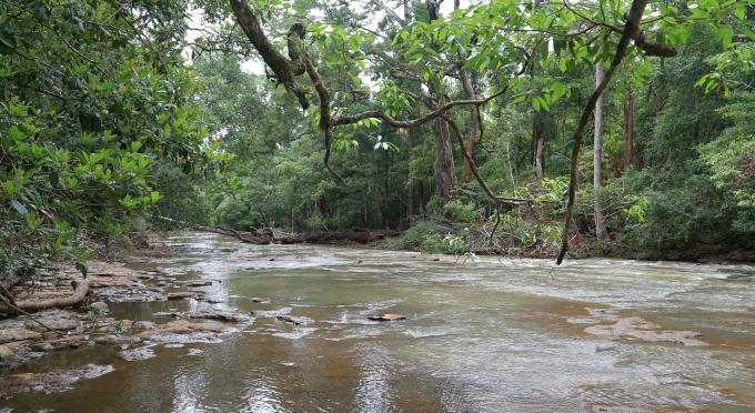 Kambodscha auf dem Landweg