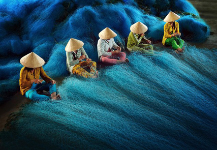 Les couleurs du Vietnam
