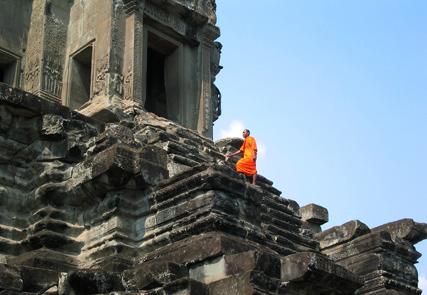 Exploration du Tonkin au pays des Khmers