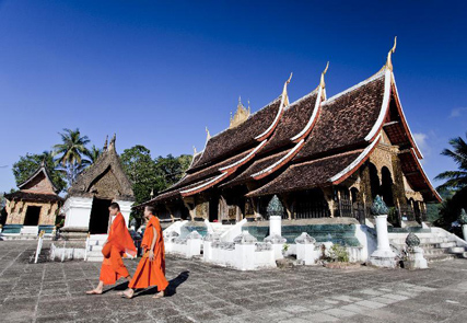 Escapade à Luang Prabang
