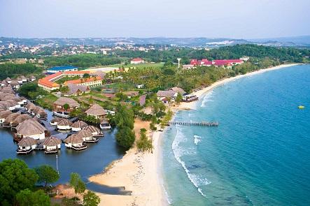 Il paradiso di Sihanoukville