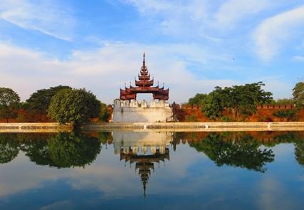 Burmese Ethnic – Meeting Between Plain And Mountain