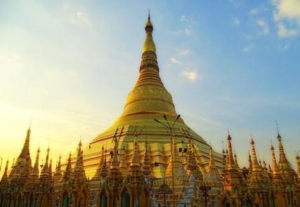 Essence of Myanmar