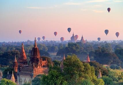 MERAVIGLIE DEL MYANMAR