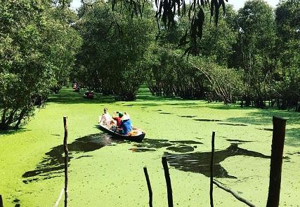Gamma Dinamica del Delta di Mekong