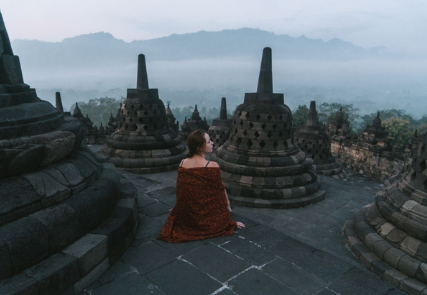 Panorama dell'Indonesia