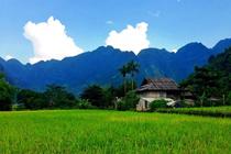 Endroits isolés et romantiques du Vietnam pour vous réveiller en 2017