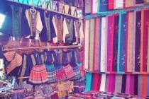 Bac Ha Markt - ein Höhepunkt von Lao Cai